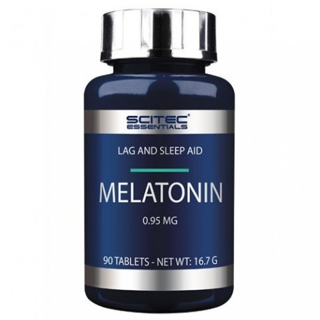 MELATONINE 0.95MG (90TABS) SCITEC
