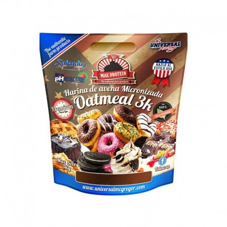Oatmeal (3KG) MAX PROTEIN