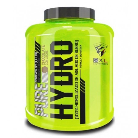 PURE HYDRO (2KG) 3XL NUTRITION