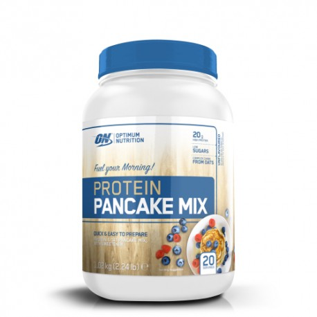 PROTEIN PANCAKE MIX (1.02KG) OPTIMUM