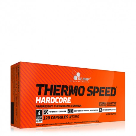 THERMO SPEED HARDCORE (120 CAPS) OLIMP